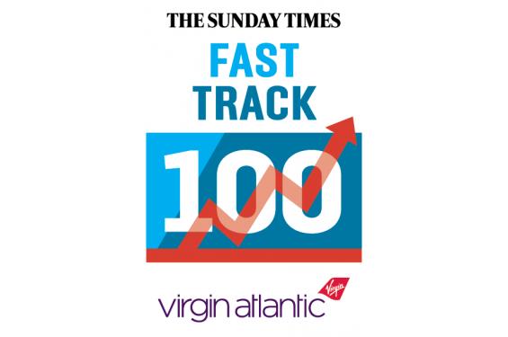 Sunday Times / Virgin – FastTrack 100