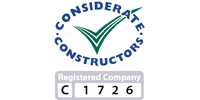 Global Fire and Security are Considerate Constructors registered