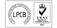 LPS1014 - Fire and security certification.