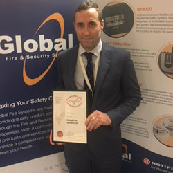 2017 National Bronze Award by  Considerate Constructors for excellence