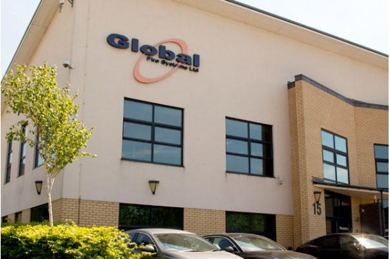 Global Fire and Security has been named as one of Nottinghamshire's fastest-growing companies.
