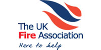 The UK Fire Association member