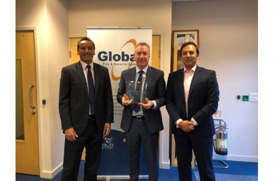 Global listed in the Top 200 growing companies in the East Midlands