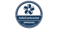 Global Fire and Security are Safe Contractor approved